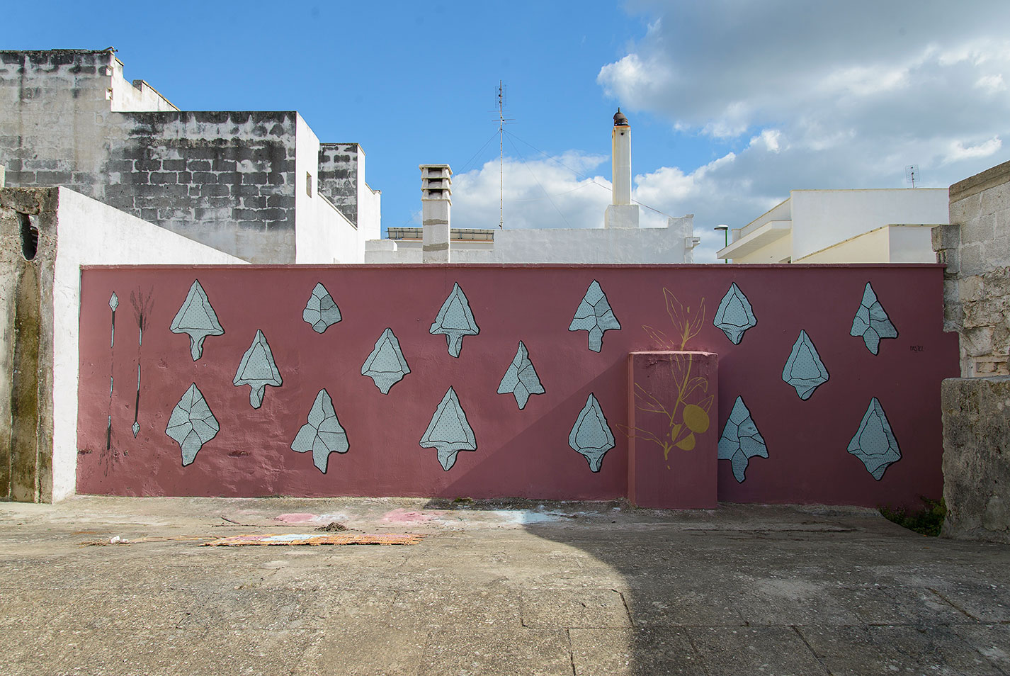 New Murals by Pastel for the Viavai Project in Italy: _BND5097.jpg