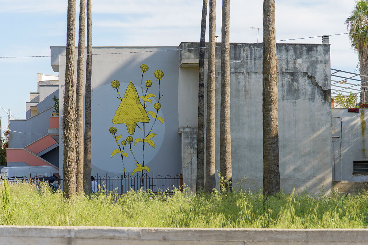New Murals by Pastel for the Viavai Project in Italy: _BND5184.jpg