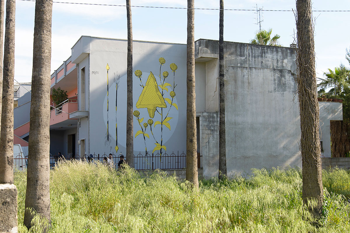 New Murals by Pastel for the Viavai Project in Italy: _BND5186.jpg