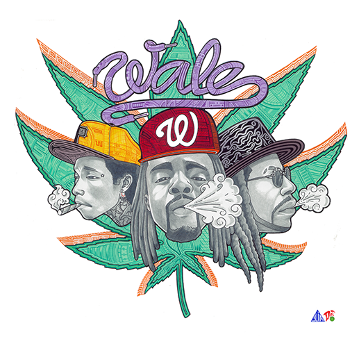 Prismacolor Portraits from Darren and Donovan Downing: wale-rotation.png