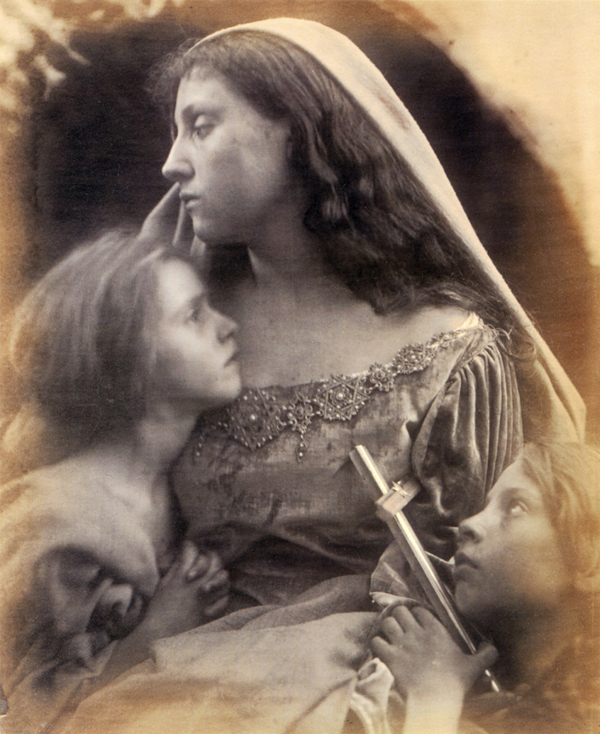 The Victorian Revolutionary of Photographic Portraiture: juxtapoz-julia-margaret-cameron7.jpg