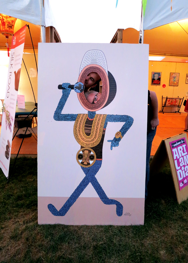 Public and Personal Works from Luke Ramsey: Rifflandia2013.jpg