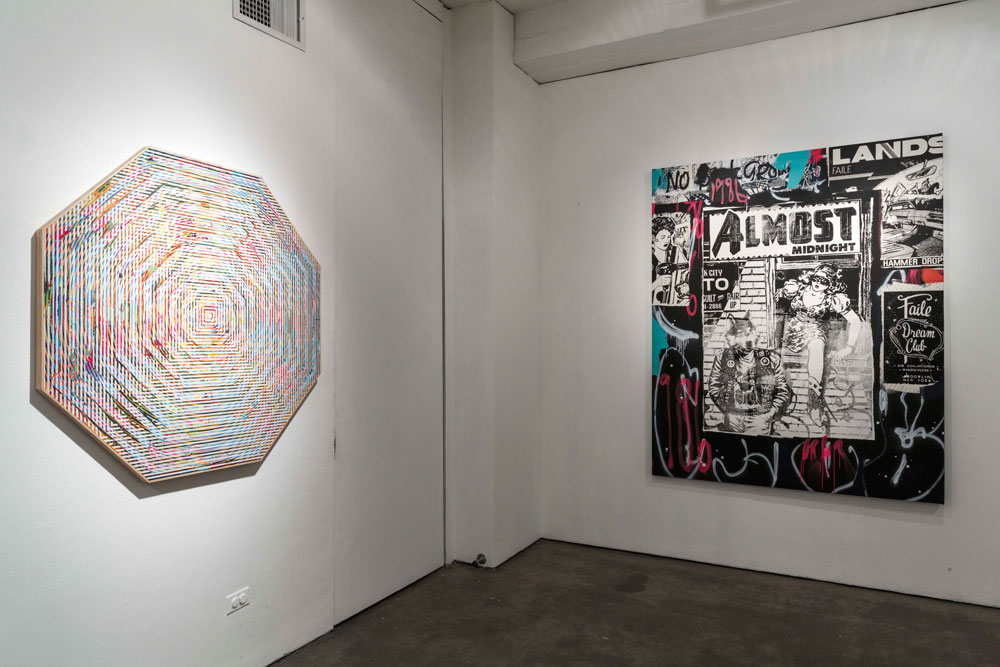 """Art Truancy: Celebrating 20 Years of Juxtapoz Magazine"" @ Jonathan LeVine Gallery—The Art: Juxtapoz_20th_Gallery_HiRes_29.jpg"