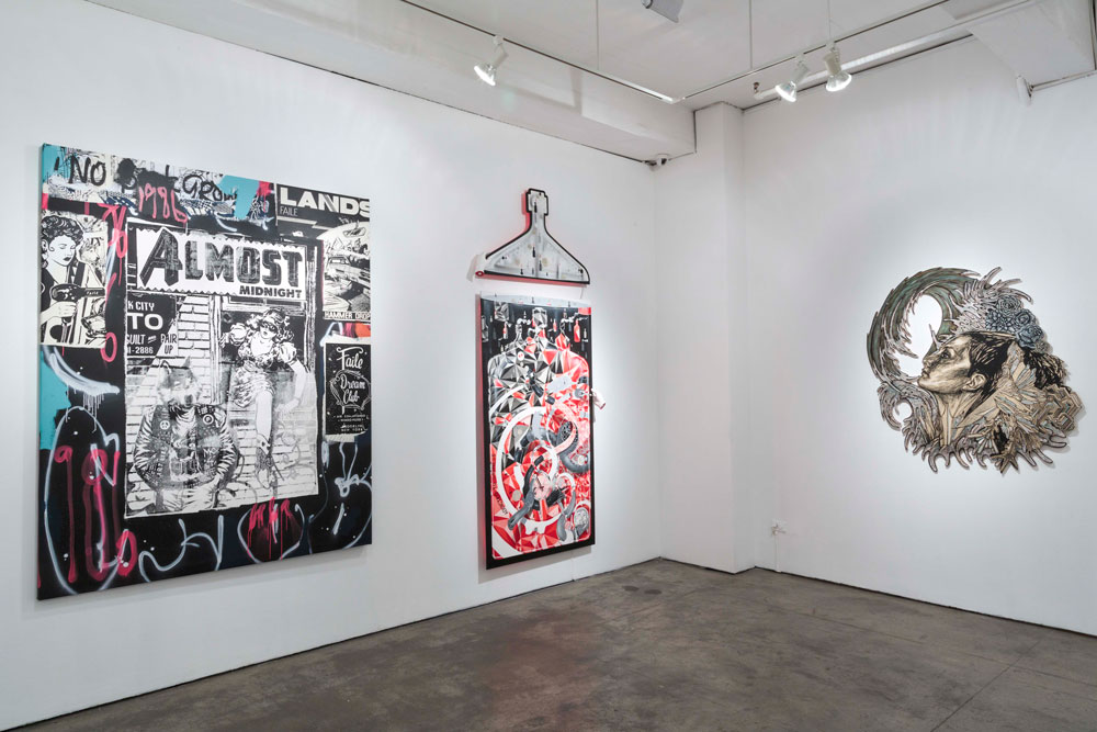 """Art Truancy: Celebrating 20 Years of Juxtapoz Magazine"" @ Jonathan LeVine Gallery—The Art: Juxtapoz_20th_Gallery_HiRes_30.jpg"