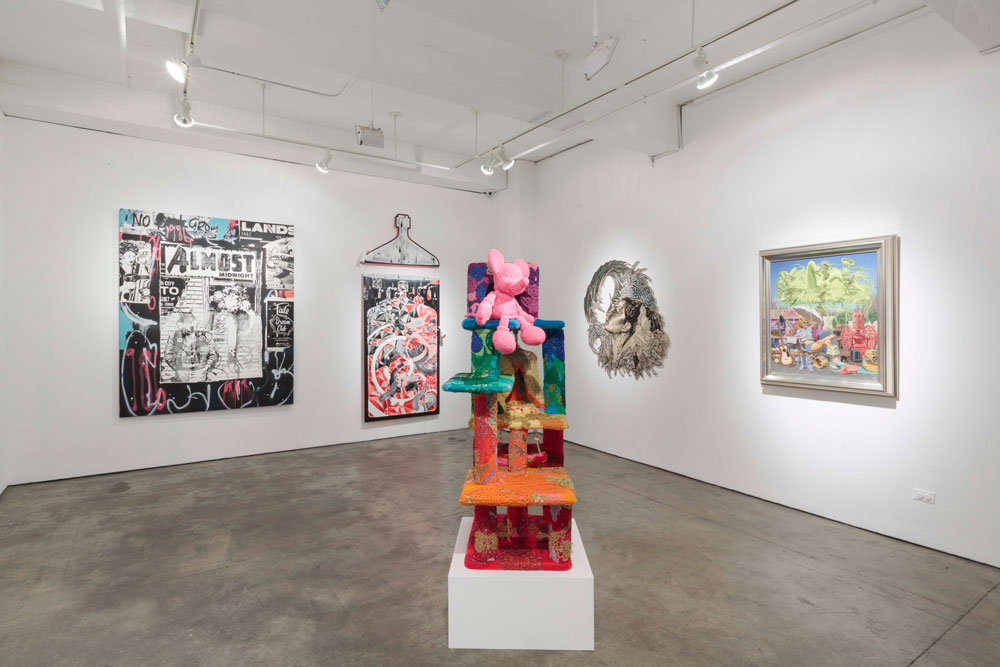 """Art Truancy: Celebrating 20 Years of Juxtapoz Magazine"" @ Jonathan LeVine Gallery—The Art: Juxtapoz_20th_Gallery_HiRes_47.jpg"