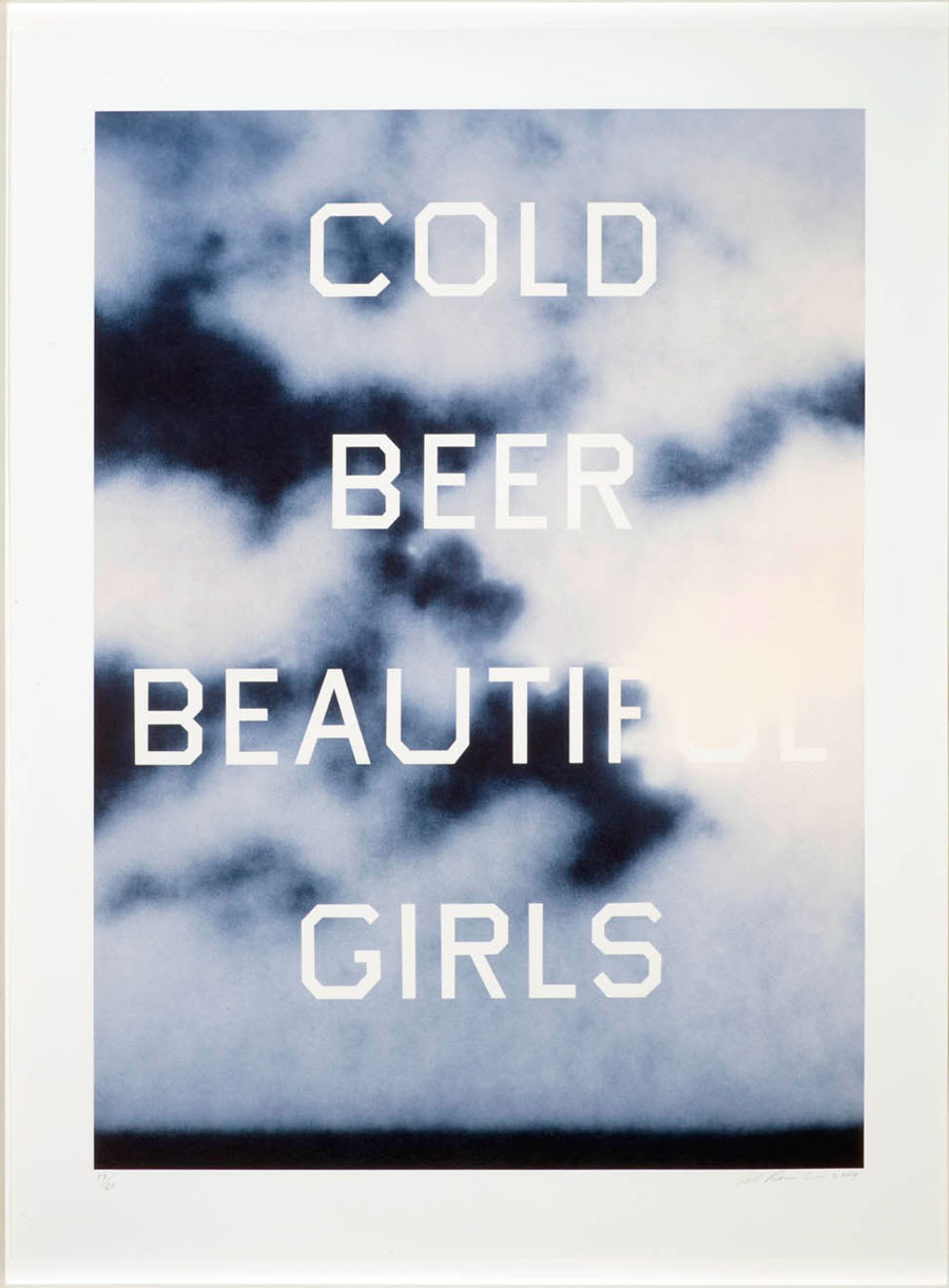 "Ed Ruscha ""Prints and Photographs"" @ Gagosian Gallery, Madison Avenue, NYC: 5c988410a0458f12a55dc7b8373c1fc3.jpg"