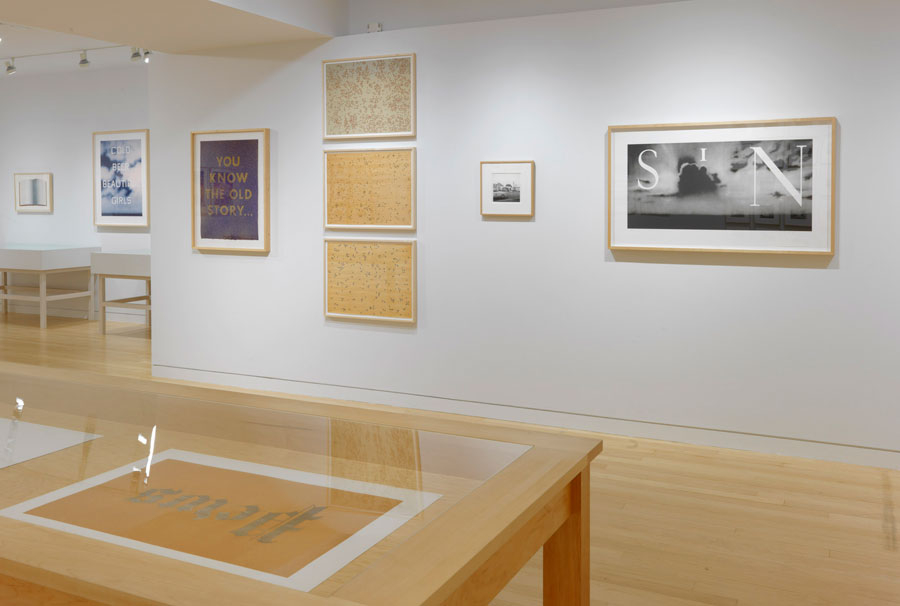"Ed Ruscha ""Prints and Photographs"" @ Gagosian Gallery, Madison Avenue, NYC: 64fc15801aeaaf8473438ffee5fc4e10.jpg"