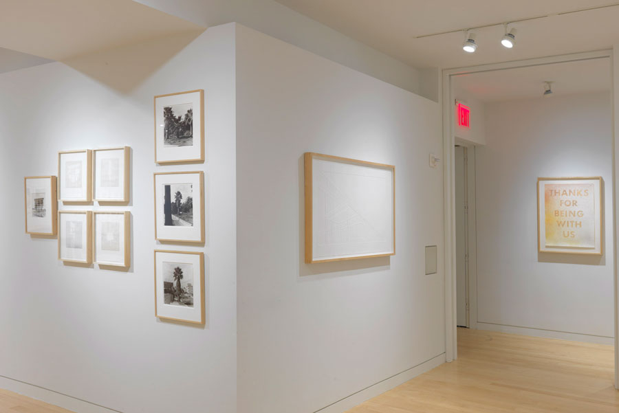 "Ed Ruscha ""Prints and Photographs"" @ Gagosian Gallery, Madison Avenue, NYC: 8867518755d885fcb8ca72af23e0f7e1.jpg"