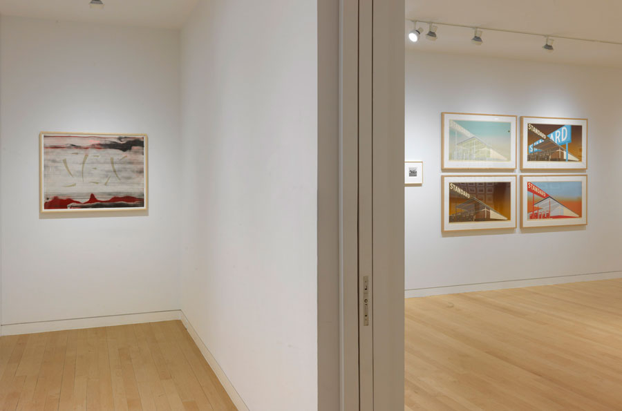 "Ed Ruscha ""Prints and Photographs"" @ Gagosian Gallery, Madison Avenue, NYC: 940c55583eb74b22ff98ccf85ffc7401.jpg"
