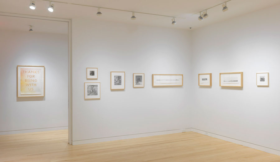 "Ed Ruscha ""Prints and Photographs"" @ Gagosian Gallery, Madison Avenue, NYC: da07671af4cbdc69d00dd81c1f1c0b6c.jpg"