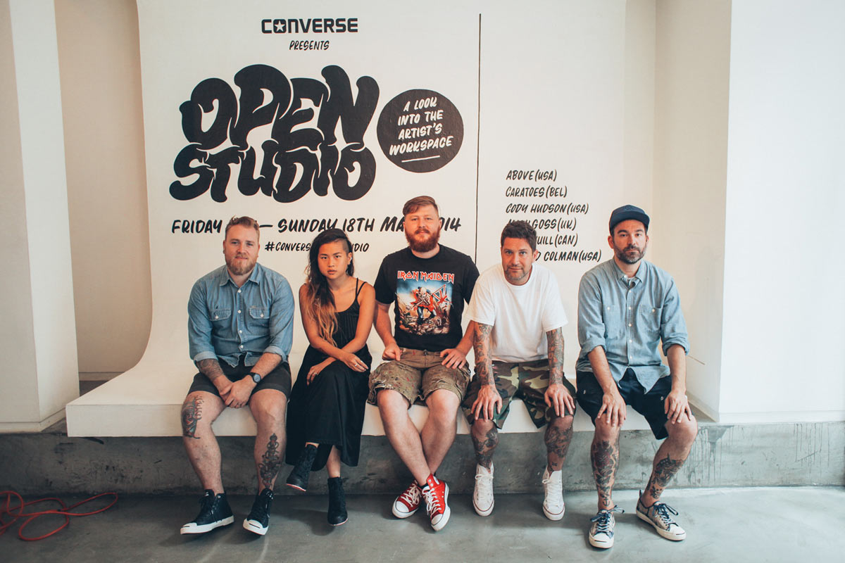 "Converse ""Open Studio"" Exhibition @ The Space, Hong Kong: JX-Converse-Open-Studio033.jpg"