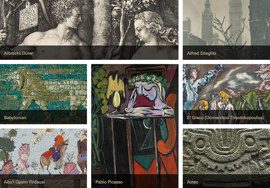 Metropolitan Museum Provides Free Access to 400,000 Images: online.jpg