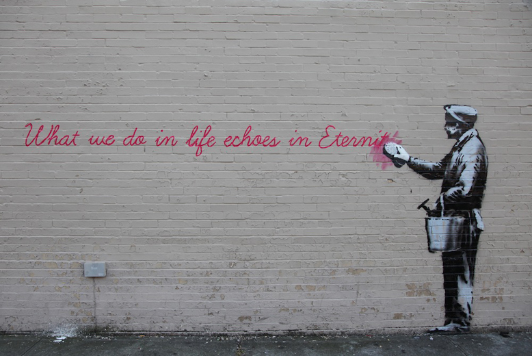 "Watch: Banksy ""Artist in Residence"" Video for Webby Awards: Day14.jpg"