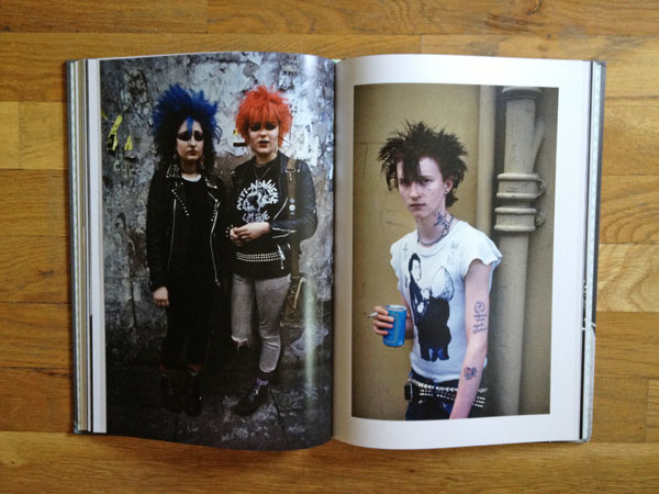 "A Look Inside Derek Ridgers's ""78-87 LONDON YOUTH"": juxtapoz-derek-ridgers_6.jpg"
