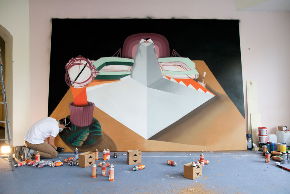 In Photos: Urban Nation's Project M/ Curated by Thinkspace: Juxtapoz-HenrikHaven002.jpg