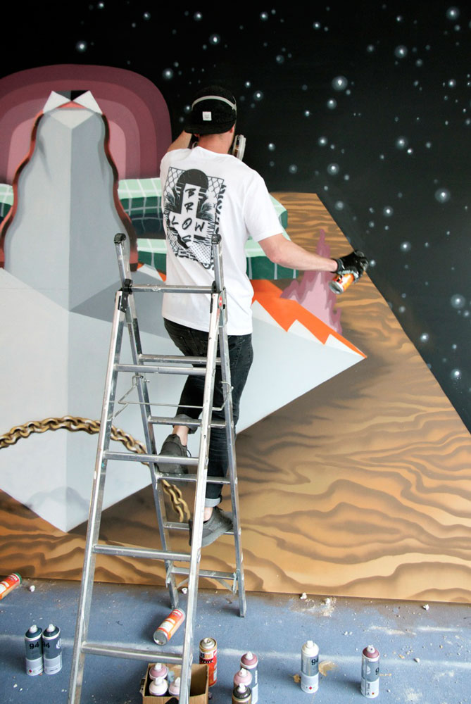 In Photos: Urban Nation's Project M/ Curated by Thinkspace: Juxtapoz-HenrikHaven004.jpg