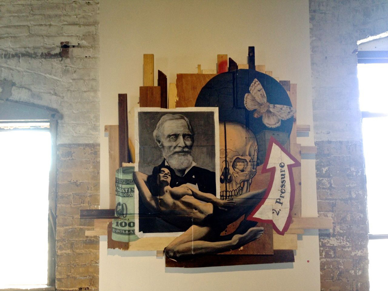 "Group Show: ""Palabra"" @ Succulent Studios, Brooklyn: photo 2-2.jpg"