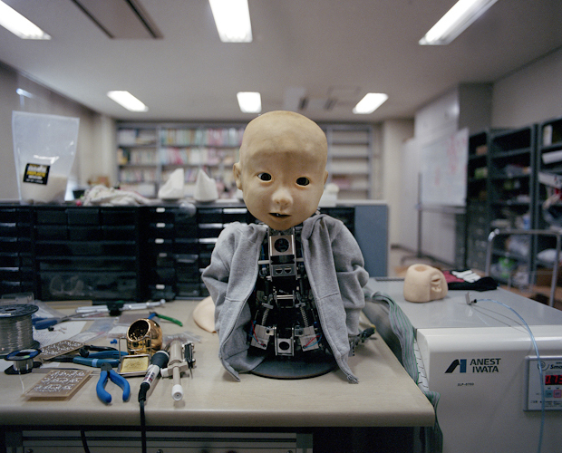 """What about the Heart?"" Photos of the Japanese Robotics Industry: JuxtapozLouisaWhittonWhatAboutTheHeart006.jpg"