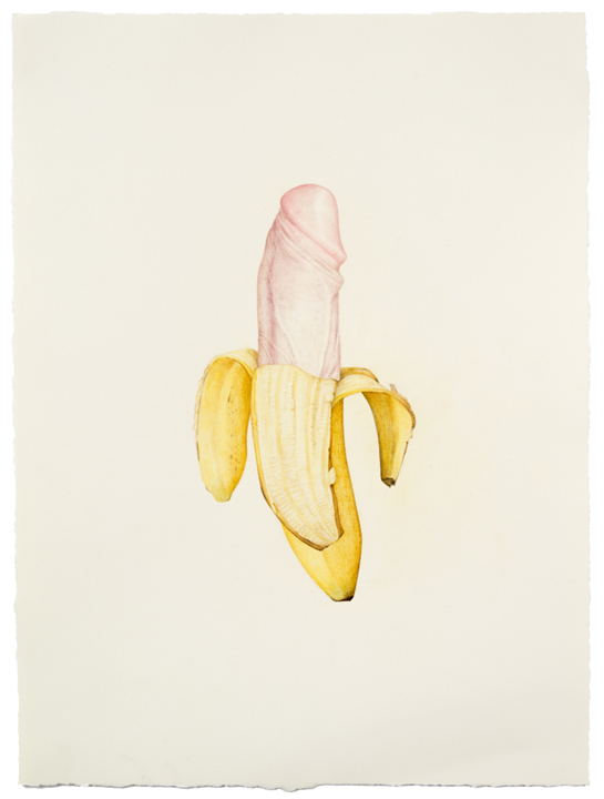 "Aurel Schmidt's ""Fruits"" and Other Drawings: JuxtapozAurelSchmidt001.jpeg"