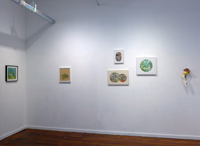 "Jacob Magraw-Mickelson & Rachell Sumpter ""Home Again Home Again"" @ Park Life, SF: install_001.jpg"