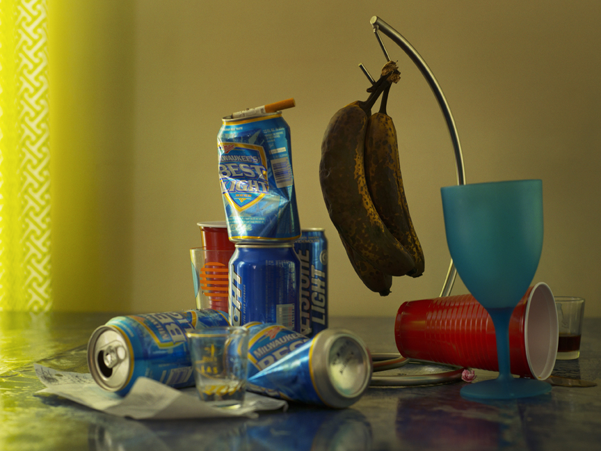 "PETER FUNCH's ""LAST FLIGHT: AN AMERICAN ANTHOLOGY"" @ V1 Gallery, Copenhagen: PF_LFAAA_51_StillLife_II_CF005462.jpg"