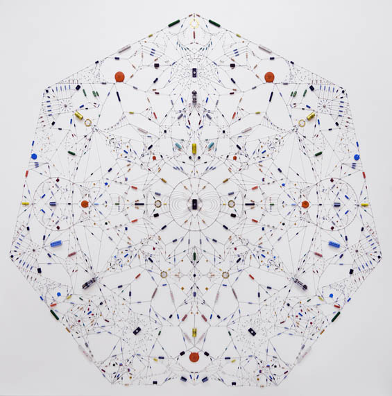 New Tech Mandalas By Leonardo Ulian: technological-mandala-27_20140113_1366278882.jpg