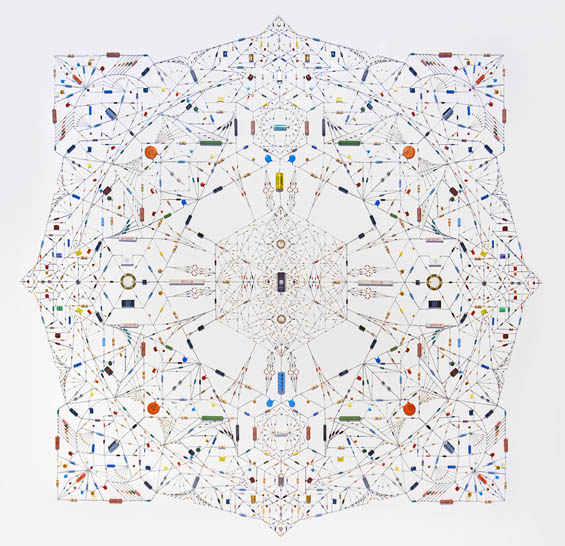 New Tech Mandalas By Leonardo Ulian: technological-mandala-30_20131006_1468816981.jpg