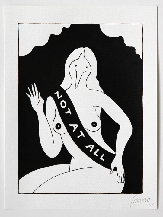 Just Before Brazil @ Alice Gallery, Brussels: parra-notatall_01.jpg