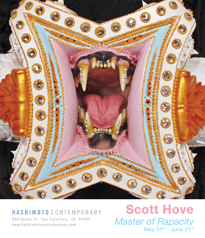 "Scott Hove ""Master of Rapacity"" @ Hashimoto Contemporary: HoveAd.jpg"