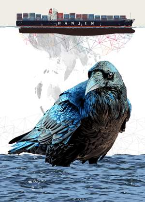 Animalistic Renderings from XPLR Studios: Raven.png