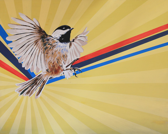 Animalistic Renderings from XPLR Studios: chickadee1.jpg