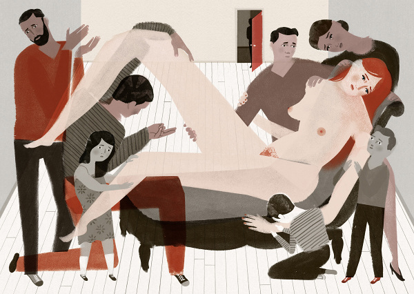 Keith Negley: Provocative Emotion: prt_600x426_1388640512.jpg