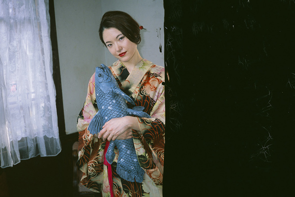 "Nobuyoshi Araki's ""Love on the Left Eye"": jux-araki7.jpg"