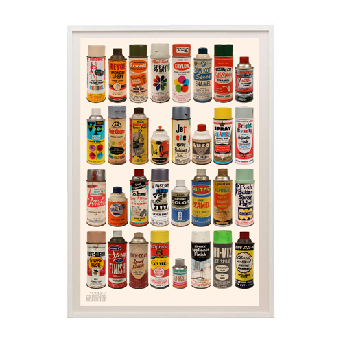 "Roger Gastman's ""Tools of Criminal Mischief"" @ The Seventh Letter: JuxtapozGastman000.jpg"