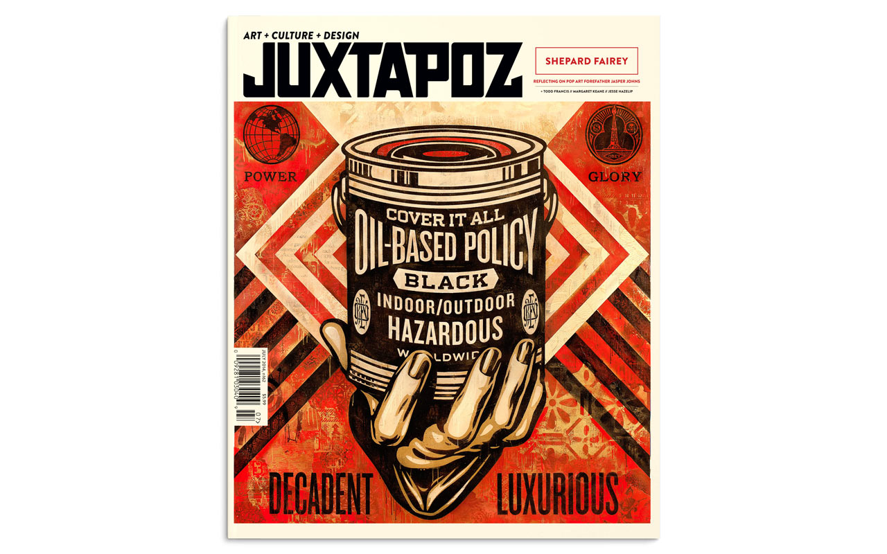 On Sale Now: July 2014 with Shepard Fairey and more: A-JX0714-Preview.jpg