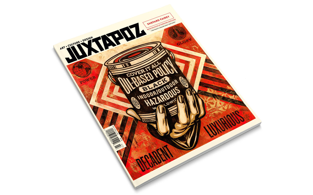 On Sale Now: July 2014 with Shepard Fairey and more: B-JX0714-Preview.jpg