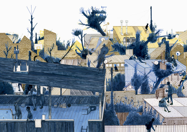 Scenic Illustrations from Henry McCausland: 2011_boringscape.jpg