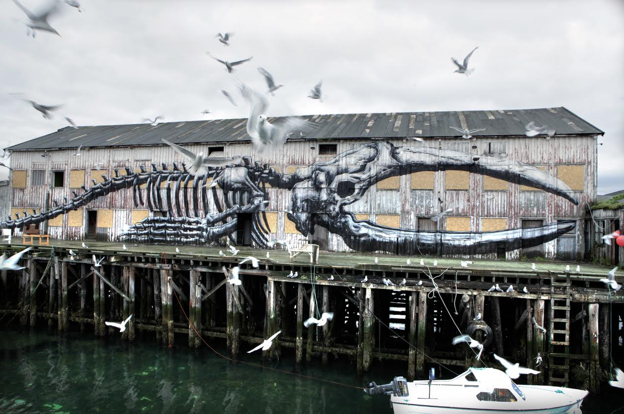 "ROA ""Projectum 06"" @ Stolenspace, London: -1.jpg"
