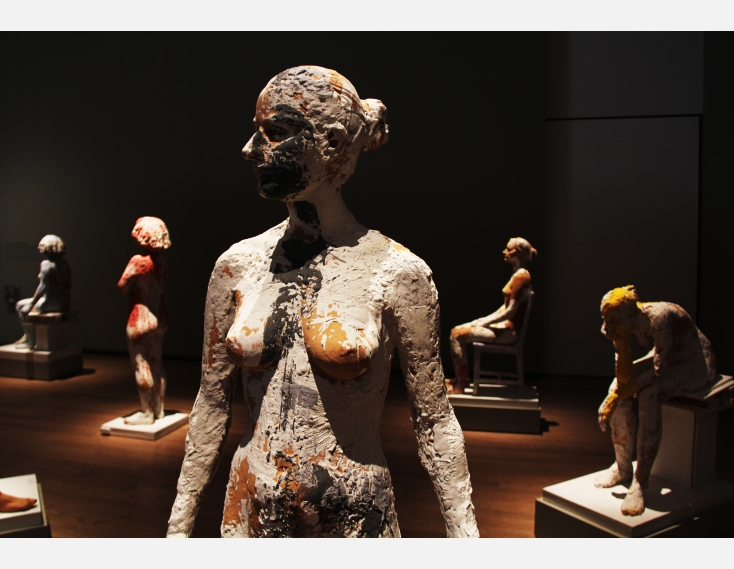 Kathy Venter's Life Size Ceramic Sculptures: IMG_5073.JPG