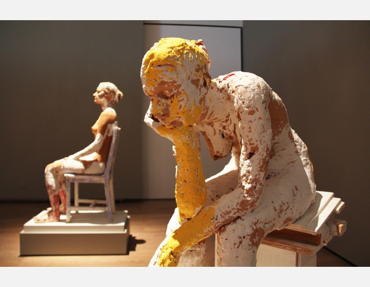 Kathy Venter's Life Size Ceramic Sculptures: IMG_5078.JPG