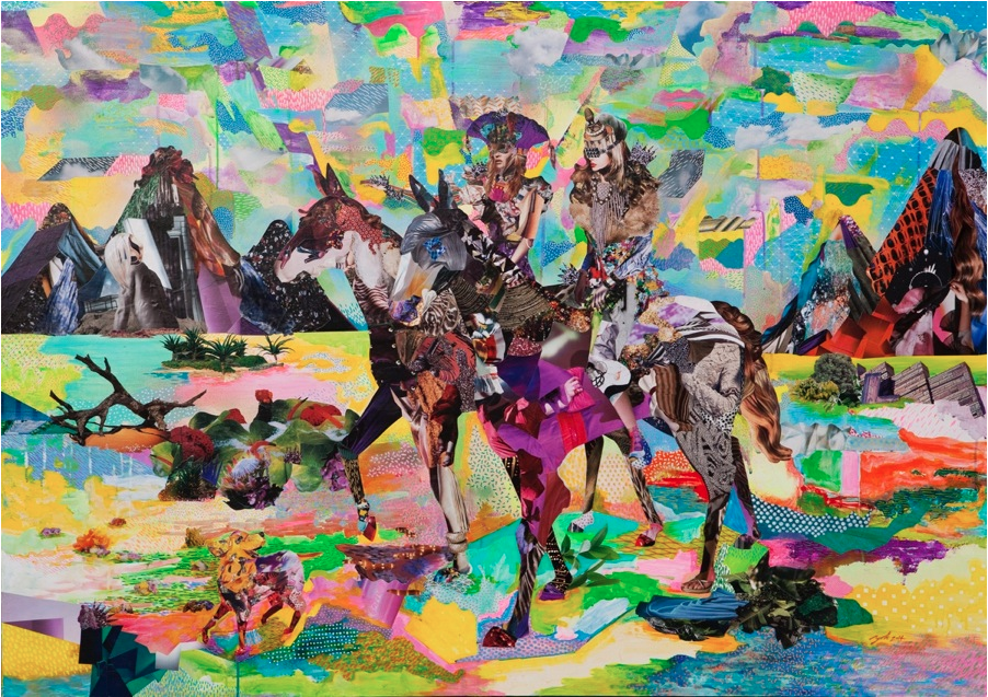 Works from Pop Collage Artist Yoh Nagao: Screen shot 2014-06-09 at 11.31.52 AM.png