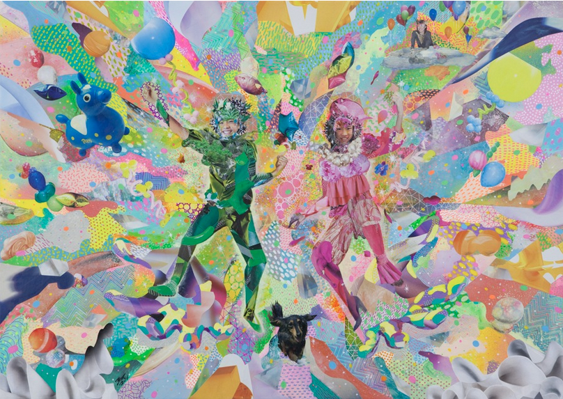 Works from Pop Collage Artist Yoh Nagao: Screen shot 2014-06-09 at 11.33.38 AM.png