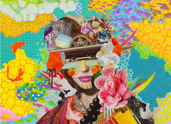 Works from Pop Collage Artist Yoh Nagao: main.jpg