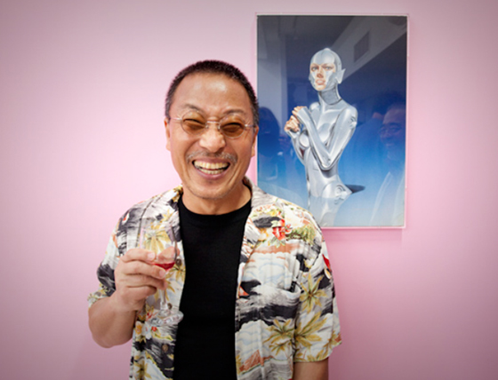 Hajime Sorayama Debuts Sexy Robot Sculpture: Screen-Shot-2014-05-14-at-3.21.07-PM.jpg