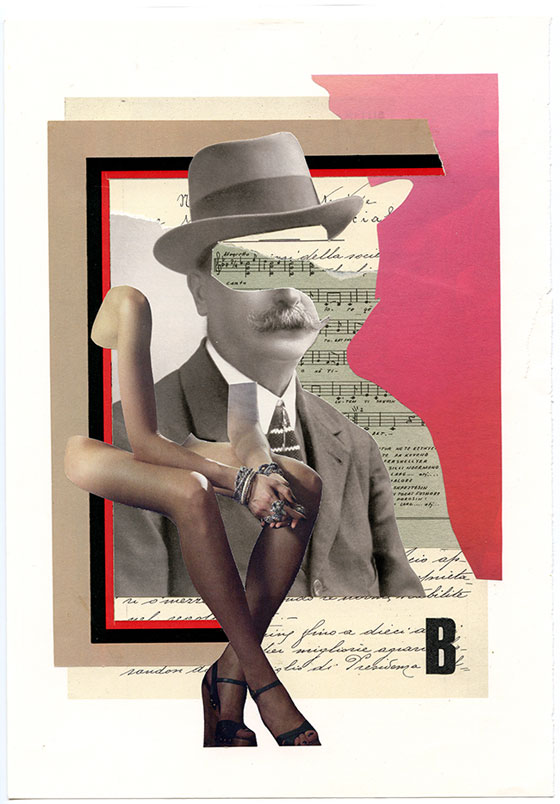 Arbër Marra's Provocative Collages: tumblr_n13tvqVh1q1rtcioto1_1280.jpg