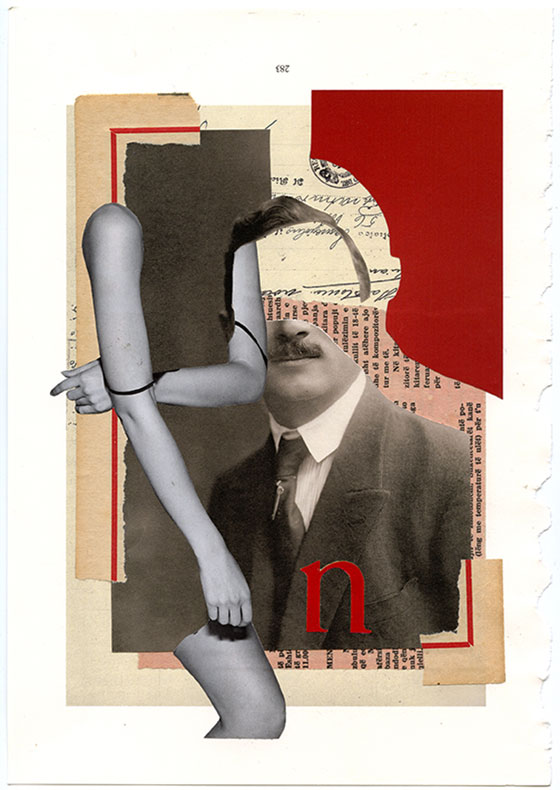 Arbër Marra's Provocative Collages: tumblr_n15mmquqUJ1rtcioto1_1280.jpg
