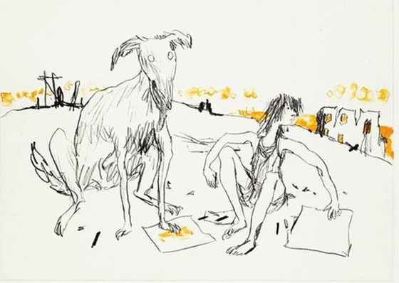 The Great Quentin Blake: tumblr_n6cjz3uJ8D1rjri63o1_500.jpg