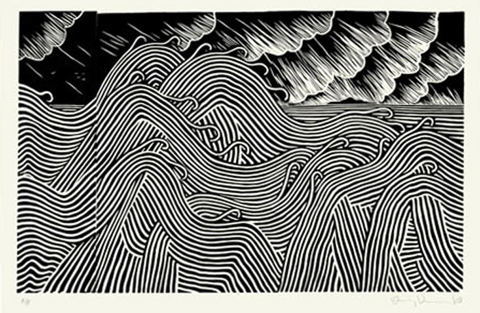 "Stanley Donwood for ""Treasure Island"" book cover: stanley-donwood-treasure-island.jpg"