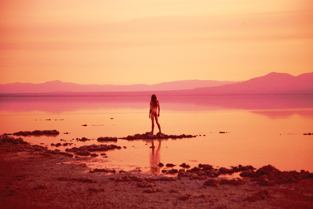 """Vertical Color of Sound"": New Photographs by Ryan McGinley: Salton_Sea_2014_16x24_Press-copy1.jpg"