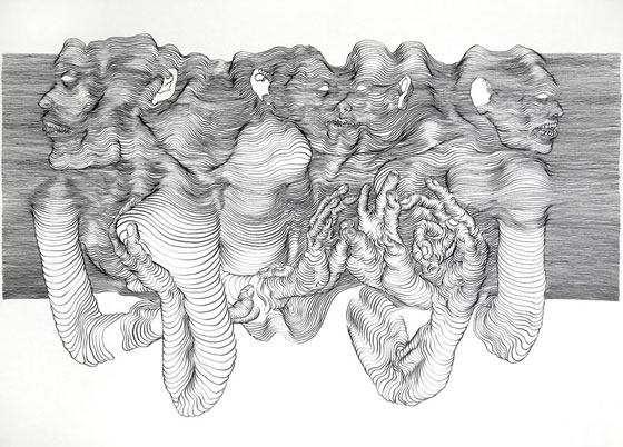 Carl Krull's Scroll Drawings: Carl-Krull_01-1.jpg
